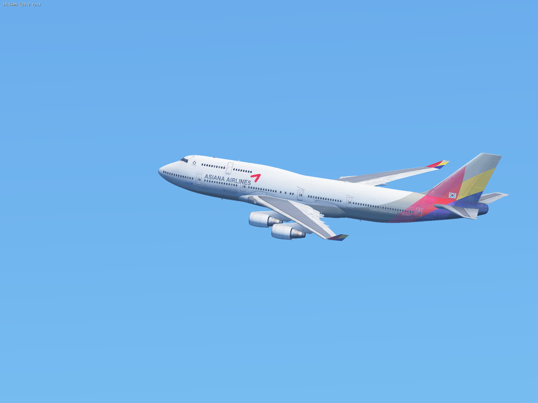 Asiana Virtual airline - Home